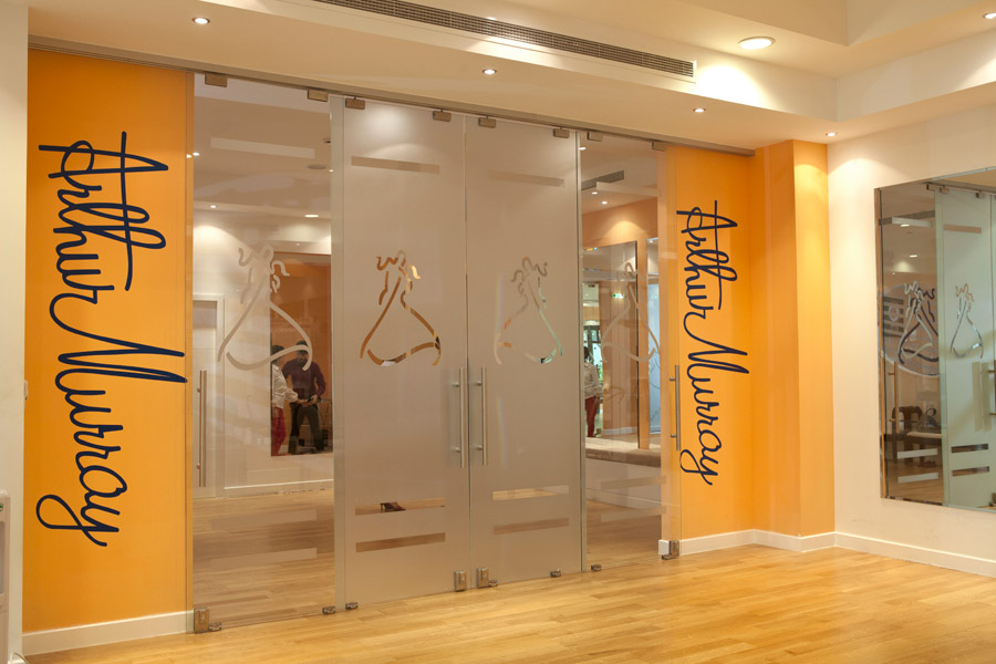 Arthur Murray Dance School Studio - Souk Al Bahar, Down Town Dubai