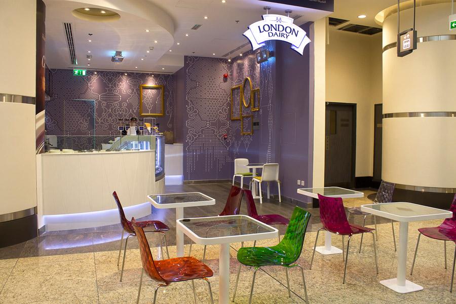 London Dairy Cafe - Sahara Centre, Sharjah