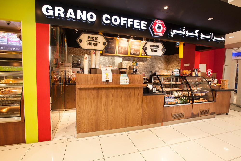 Grano Coffee - Sharjah