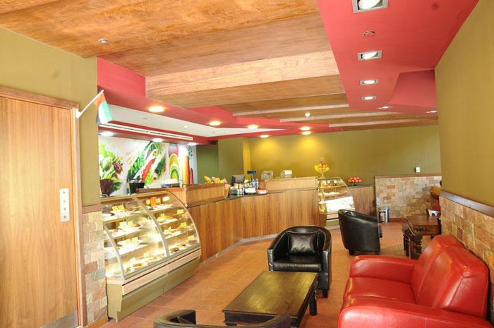 Flavours Cafe - JBR, Dubai