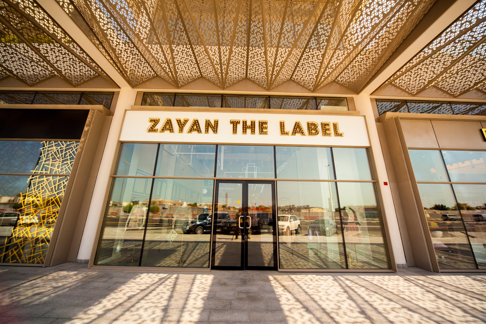 Zayan the Label - Galleria Mall, Jumeirah, Dubai